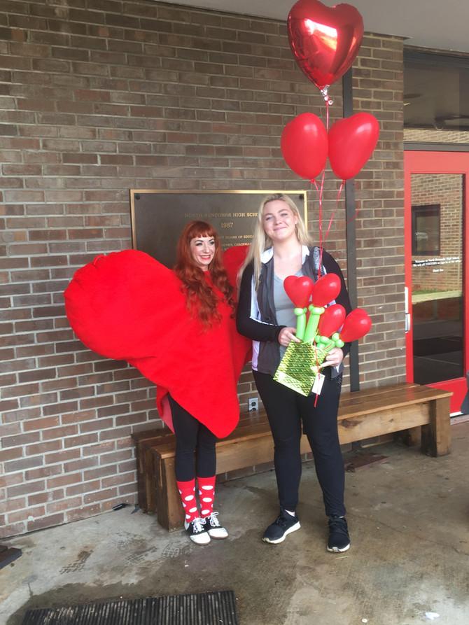 Valentine's Day Was A Hit