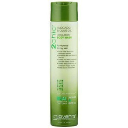 Giovanni 2Chic Body Wash - Avocado & Olive Oil