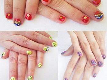Nails arts au Sendai Matsuri de Rennes!