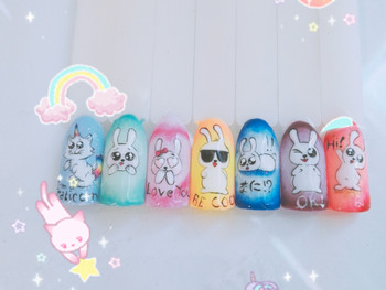 Formation cuttie bunny chez Secret Nail Design