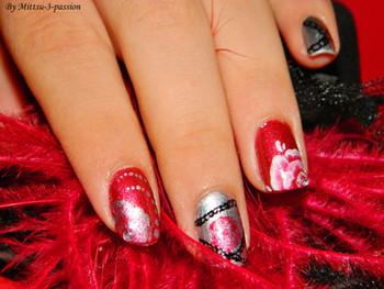 Nail art inspiration Elise