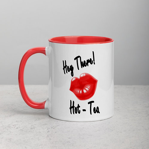 Mug - Hey There Hot-Tea