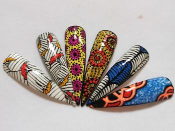 Formation nail art Wax