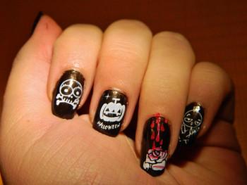 Stamping d'Halloween!!!