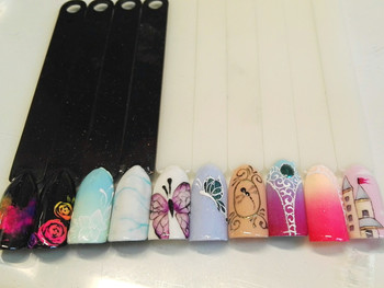 Formation nail art mix n°2 avec Secret Nail Design