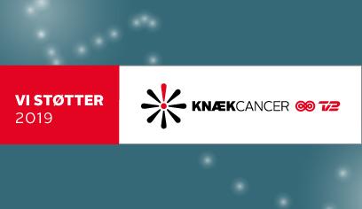 Atomic Software ApS  støtter Knæk Cancer 2019