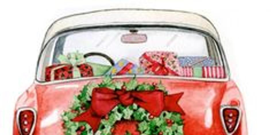 Christmas Road Trip FUNdraiser