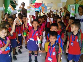 God Provides Big For Alpha Mission School