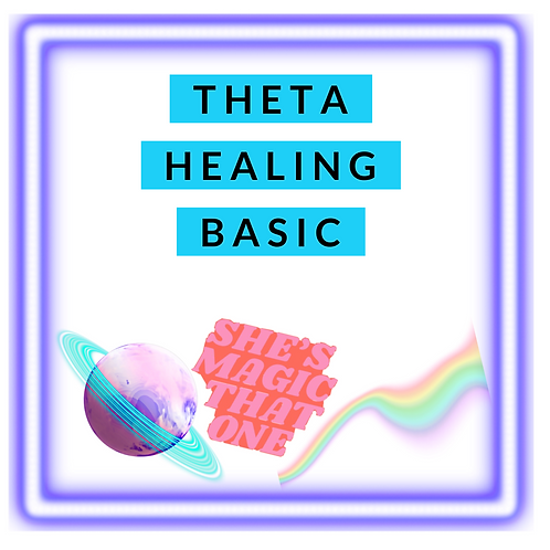 ThetaHealing®Introductory Course - Basic DNA