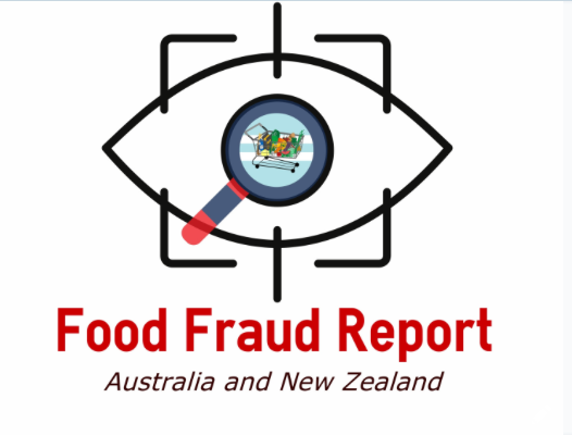 Food Fraud Report logo