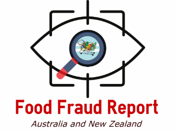 Latest Food Fraud Report Australia and New Zealand