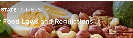 Online Course - Institute of Food Law and Regulations