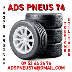 LOGO ADS PNEUS 74