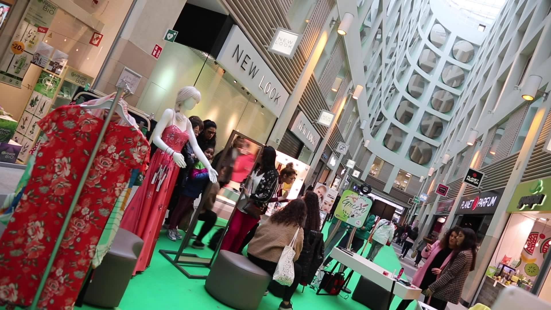 Revivez les meilleurs moments des Green Days de votre Anspach Shopping comme si vous y étiez ! D'ailleurs, vous y étiez ? 🍀