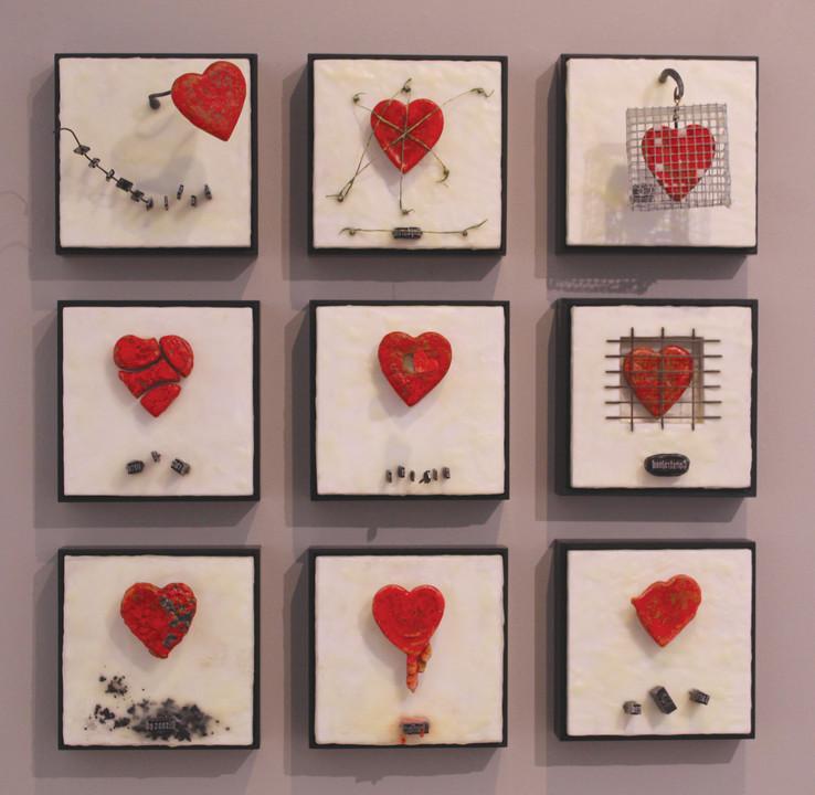 Leaden Heart Series