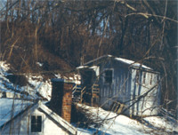 The Studio 1330 building circa 1990