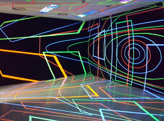 나인주, <Wormhole>, installation, 2018
