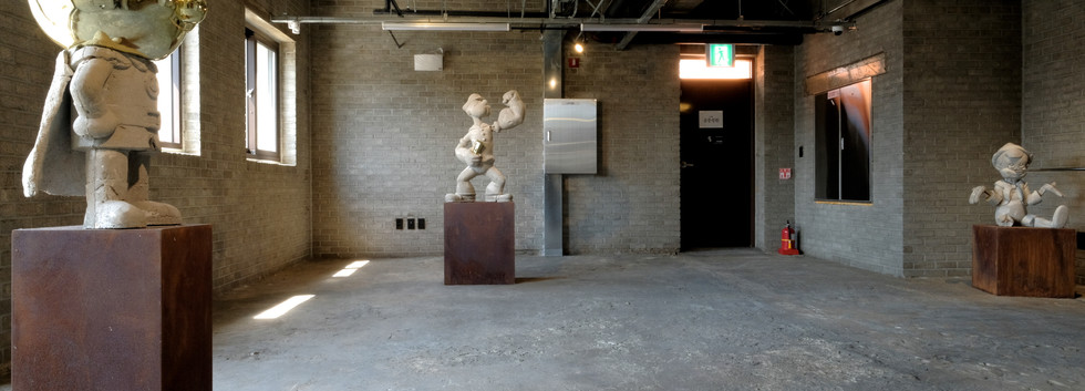 전가빈 installation view