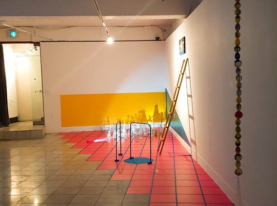 김민지, <A piece of puzzle>, Installation, 2019