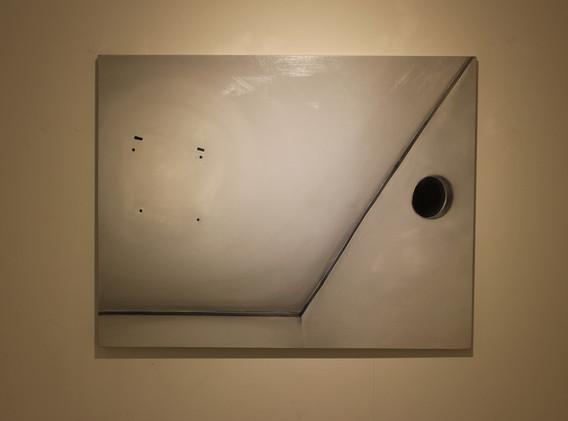 류은, 休, Oil on canvas, 116x89cm, 2020