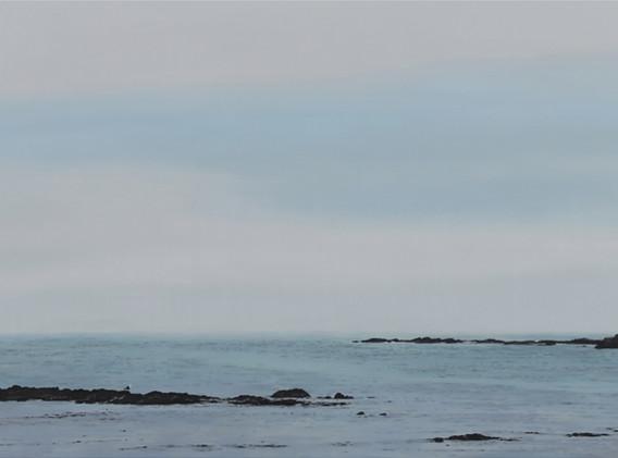 최영민, <stay>, 116.8*80.3cm, oil on canvas, 2018