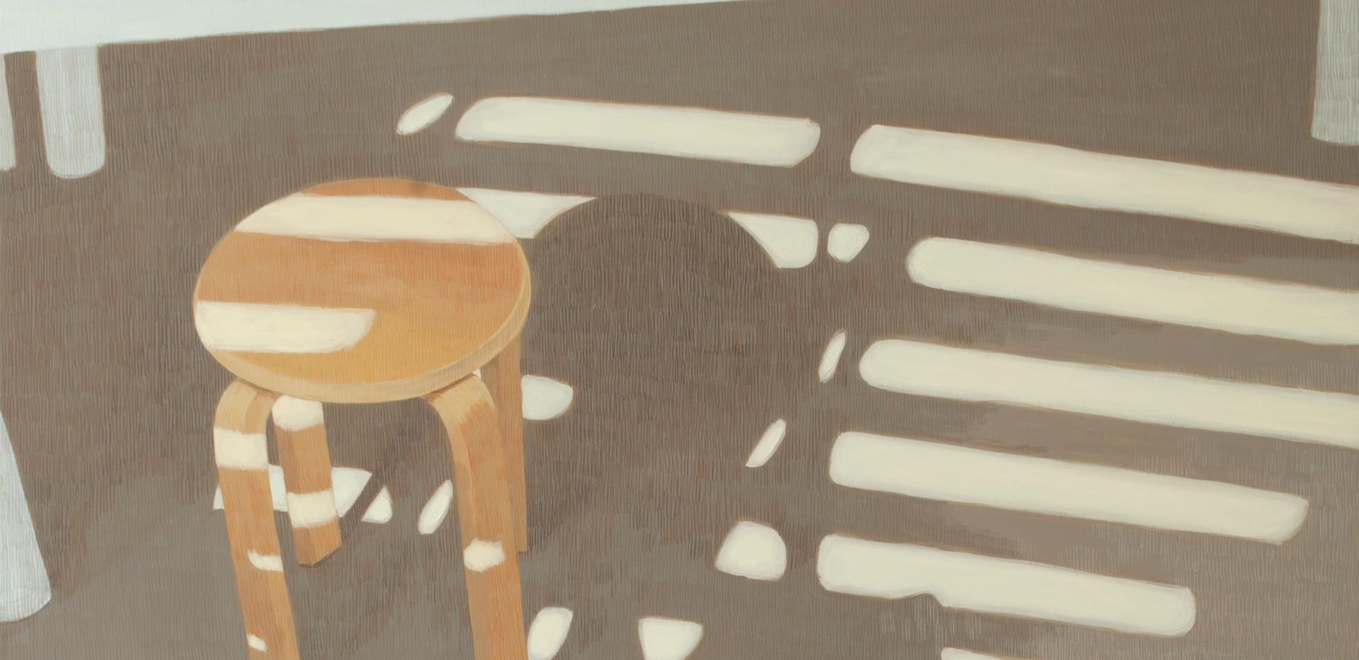 김민주, <202003030946>,  Acrylic, color pancle on canvas, 116.8*72.7cm, 2020