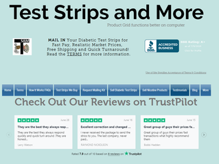 Leave us a Review on Trustpilot
