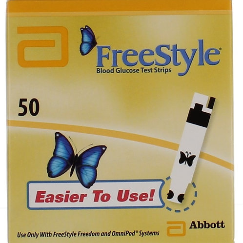 Freestyle 50 ct Retail
