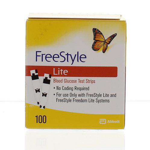 Freestyle Lite 50 ct NFR