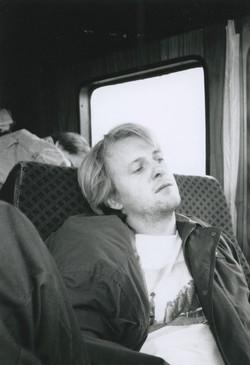 Lars Lillo Stenberg på turné