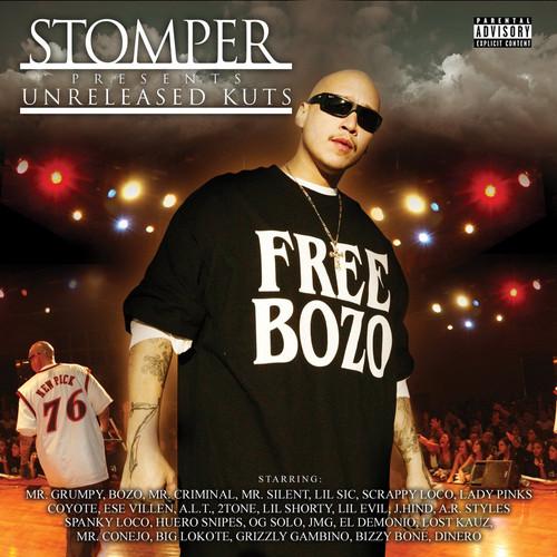 7aba15b6 Stomper - Unreleased Kuts