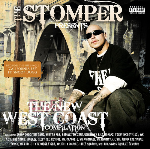 04236858 Stomper - The New West Coast