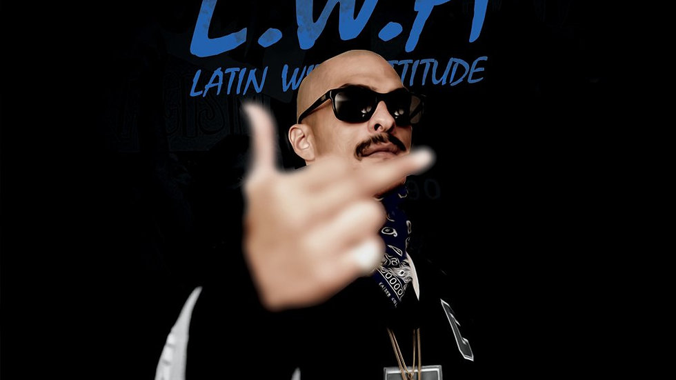 Mr.Criminal - L.W.A. - Latin With An Attitude