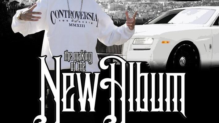 Mr.Capone-E presents: The Making Of The New Album (DVD)