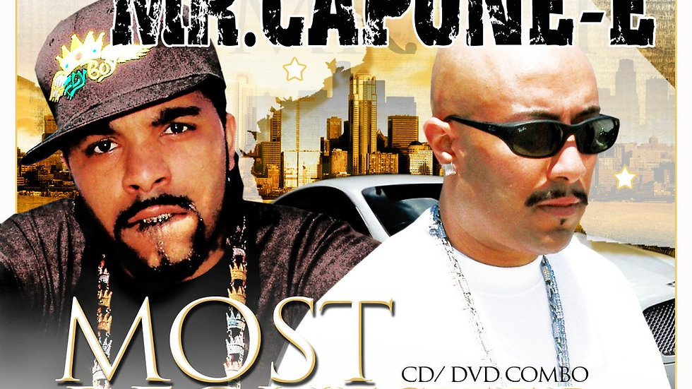 Lil Flip & Mr.Capone-E - Most Requested