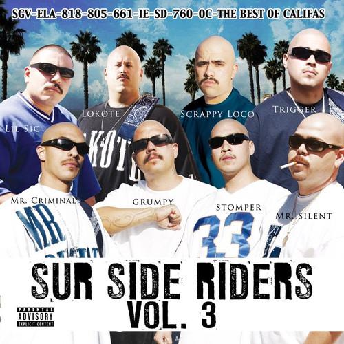 160541cc Sur Side Riders: Volume 3