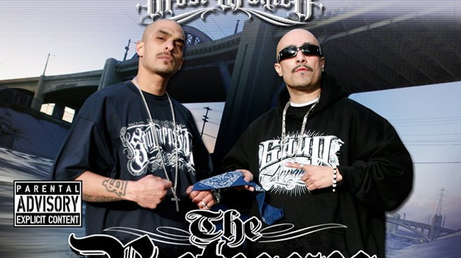 Mr.Criminal & Mr.Capone-E - SouthSide's Most Wanted: The Return