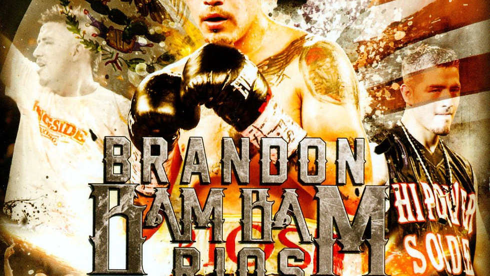 Brandon Bam Bam Rios : Motivational Music