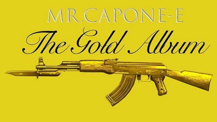 Mr.Capone-E : The Gold Album