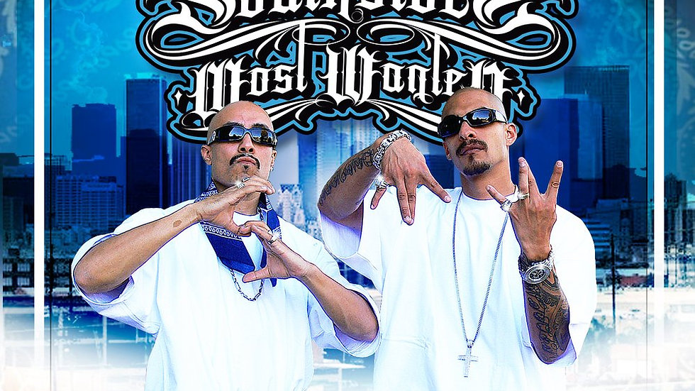 Mr.Criminal & Mr.Capone-E - Southside's Most Wanted