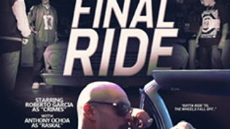 THE FINAL RIDE DVD + CD SOUNDTRACK