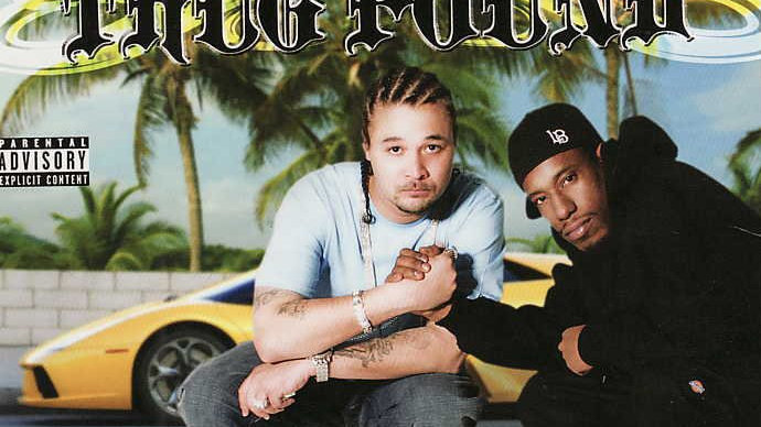 Bizzy Bone & Badazz - Thug Pound