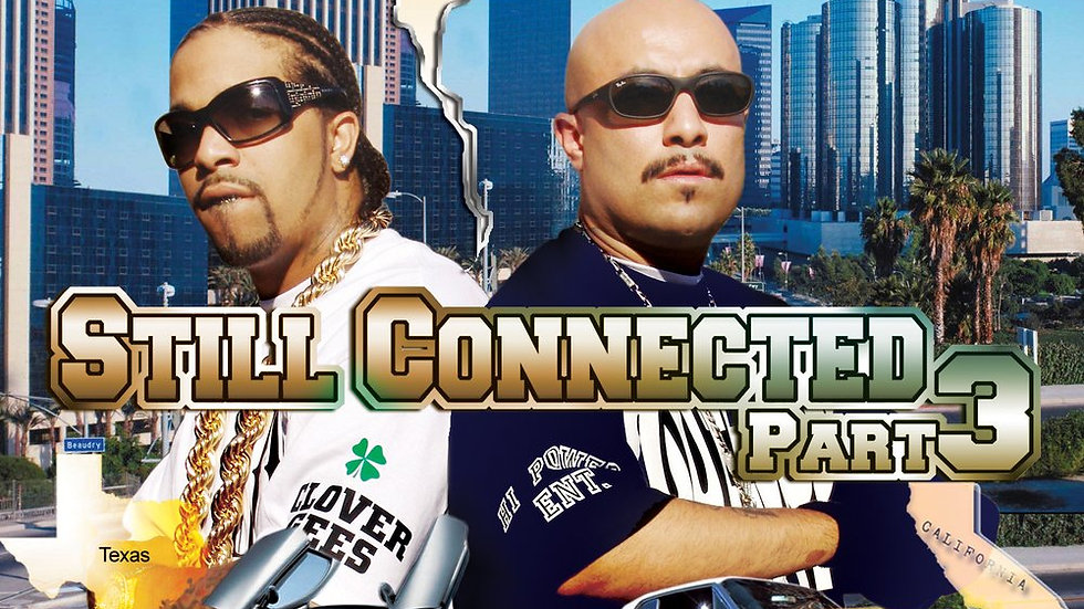 Mr.Capone-E & Lil Flip - Still Connected Part 3