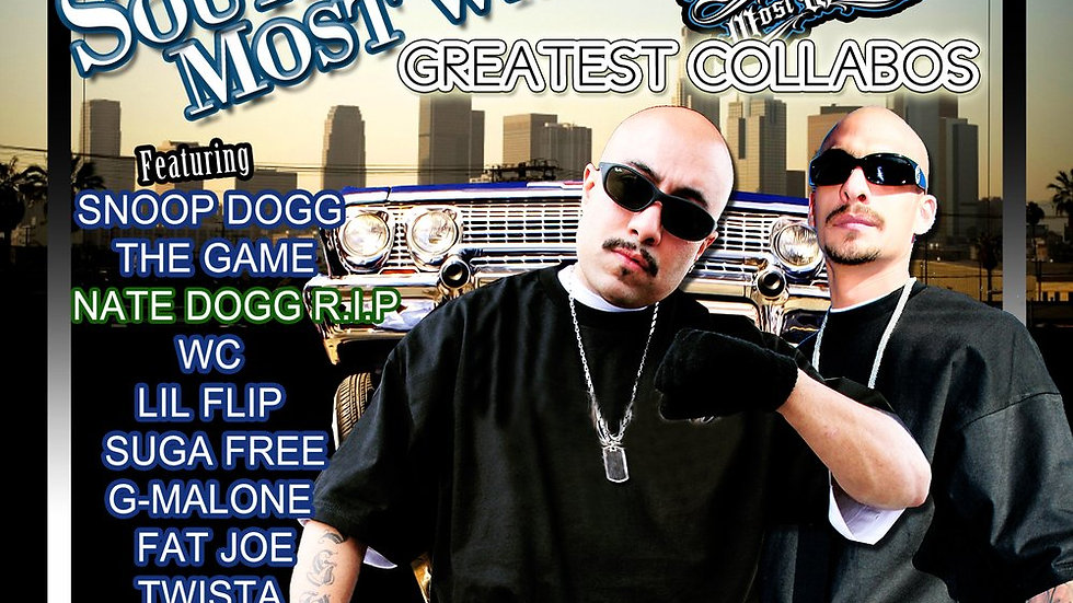 SouthSide's Most Wanted - Greatest Collabos
