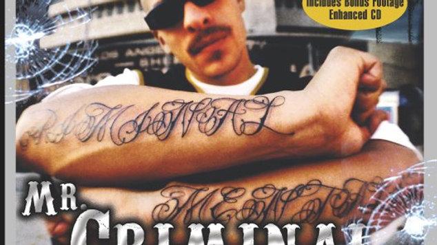 Mr.Criminal - Sounds Of Crime