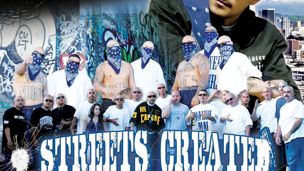 Mr.Criminal presents Streets Created