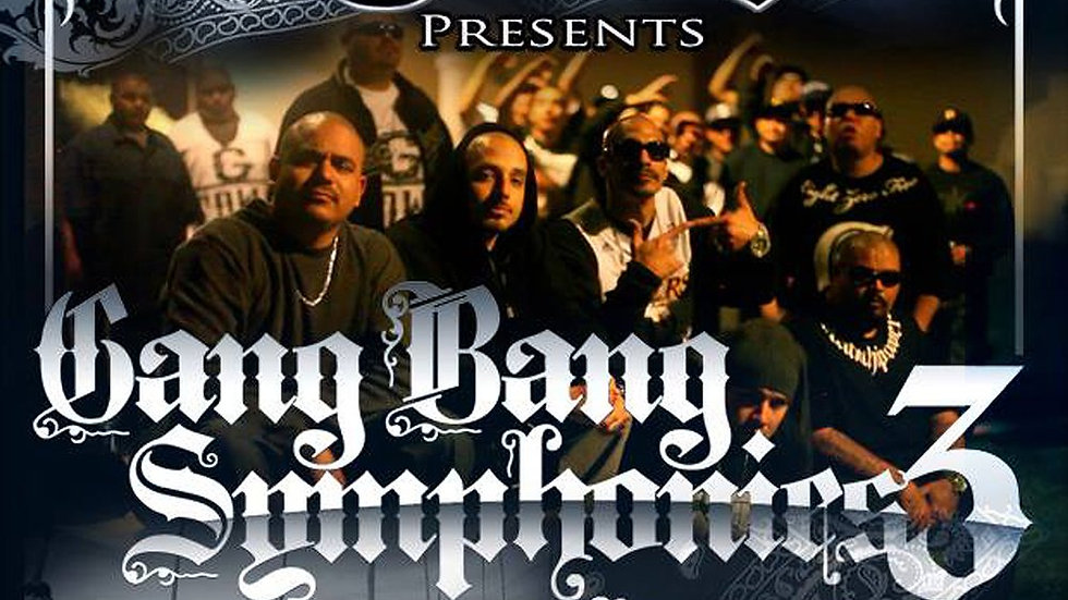 Mr.Criminal Presents Gang Bang Symphonies Vol.3