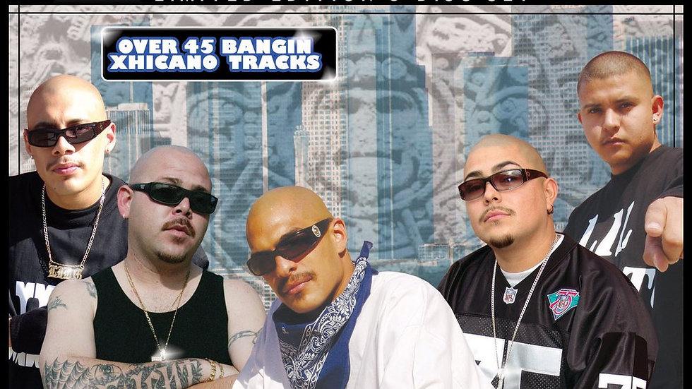Chicano Rap Bangers Volume 3