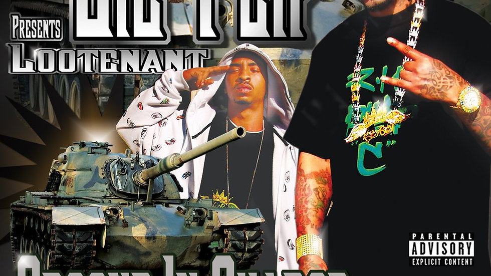 Lil Flip Presents Lootenant Second In Charge