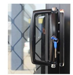 Sliding Door Hardware - Doric